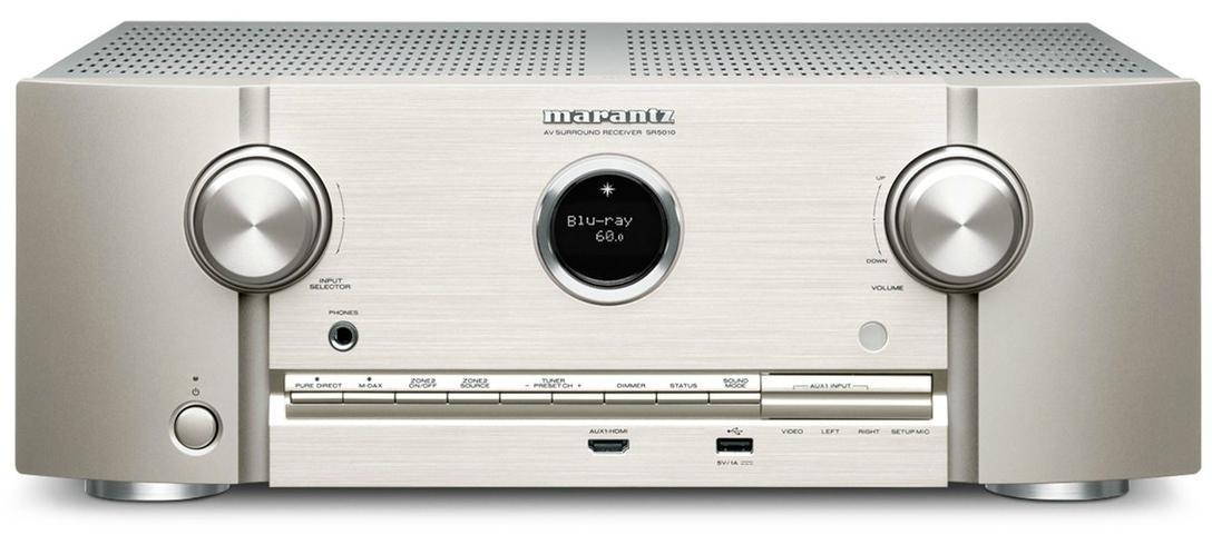Amplificateur Home-Cinema Marantz SR5010