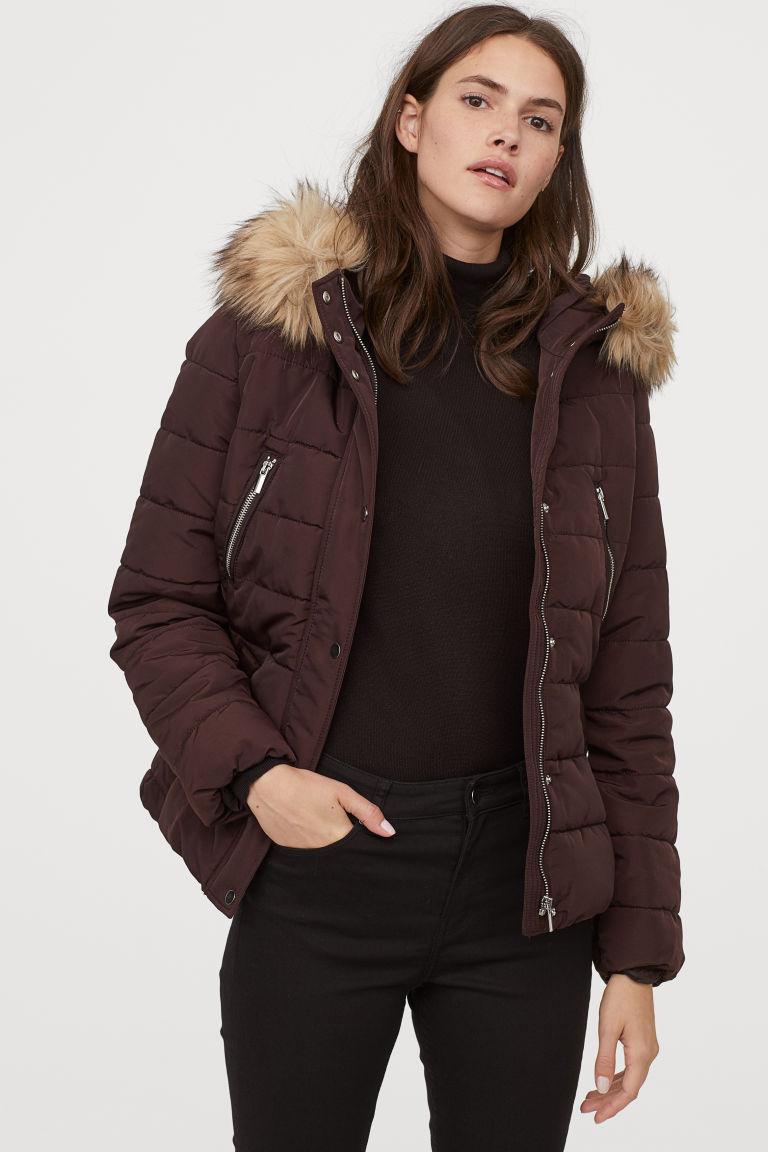 Jusqu'à -50% sur les manteaux et vestes - Ex: Veste matelassée pour Femmes (Tailles au choix)