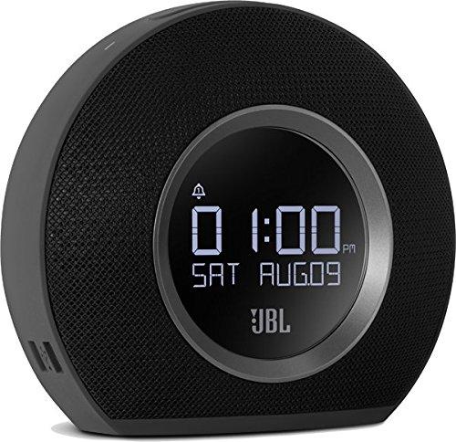 Radio Réveil Bluetooth JBL Horizon Radio K951170 avec Port USB