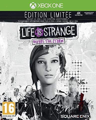 Jeu Life Is Strange : Before The Storm - Edition Limitée sur Xbox One (+0.41€ offerts en SuperPoints)