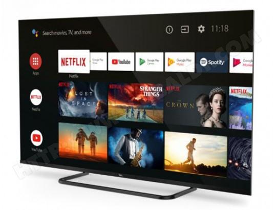 "TV 50"" TCL 50EP682 - 4K UHD (via ODR de 80€)"