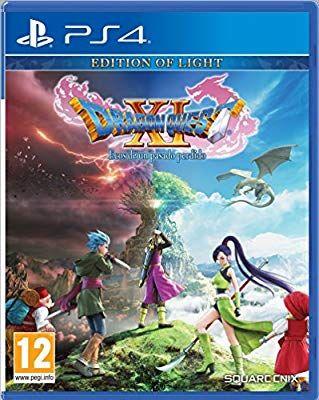 Dragon Quest XI - Edition de la Lumière sur PS4