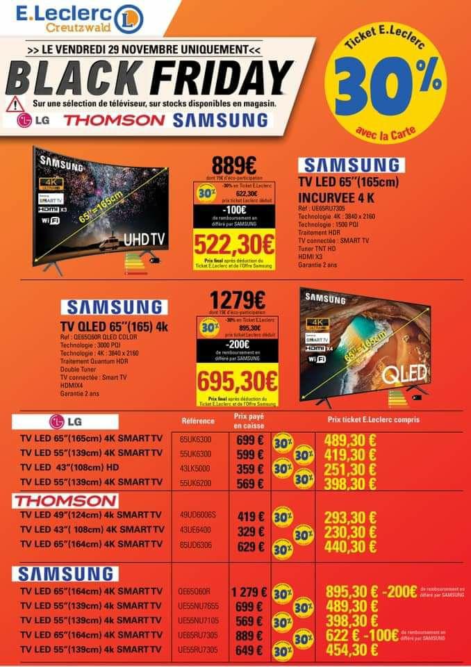 """TV 65"""" Samsung QE65Q60R - 4K UHD, QLED, Smart TV (Via 383.70€ sur la carte + ODR 200€ - Creutzwald 57)"""