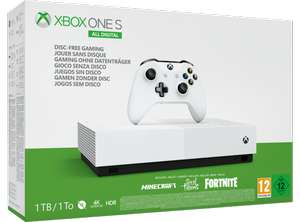 Console Xbox One S All Digital (frontaliers suisse)