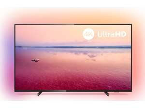 "TV 70"" Philips 70PUS6704 - LED, 4K UHD, HDR 10+, Dolby Vision & Atmos, Ambilight 3 côtés, Smart TV (Frontaliers Suisse)"
