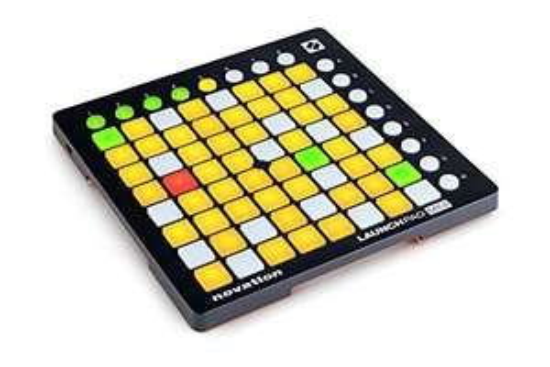 Surface de contrôle MIDI Novation Launchpad MINI MKII