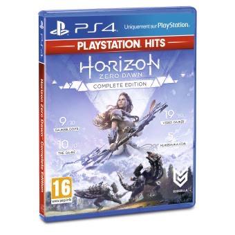 Horizon Zero Dawn - Complete Edition sur PS4 (Dématérialisé - Store US)