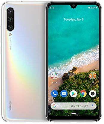 """Smartphone 6.09"""" Xiaomi Mi A3 - HD+, SnapDragon 665, 4 Go RAM, 64 Go (Version Espagnole)"""