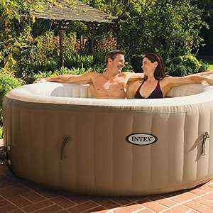 Jaccuzi Intex PureSpa Bulles - 4 places