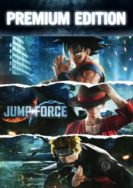Jump Force - Édition Premium sur PC (bandainamcoent.eu)