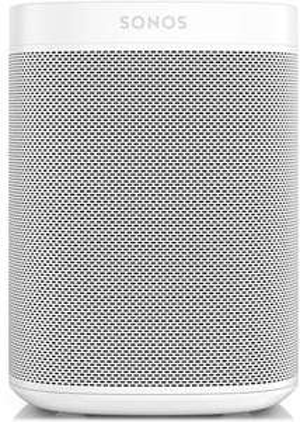 Enceinte sans-fil multiroom Sonos One - blanc ou noir (157.52€ via BFSTART12) - vendeur Boulanger