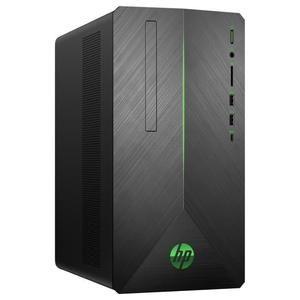 Ordinateur HP Pavilion Gaming 690-0108nf - i5-9400F, GTX-1060 (3 Go), 8 Go de RAM, 2 To + 128 Go, Windows 10