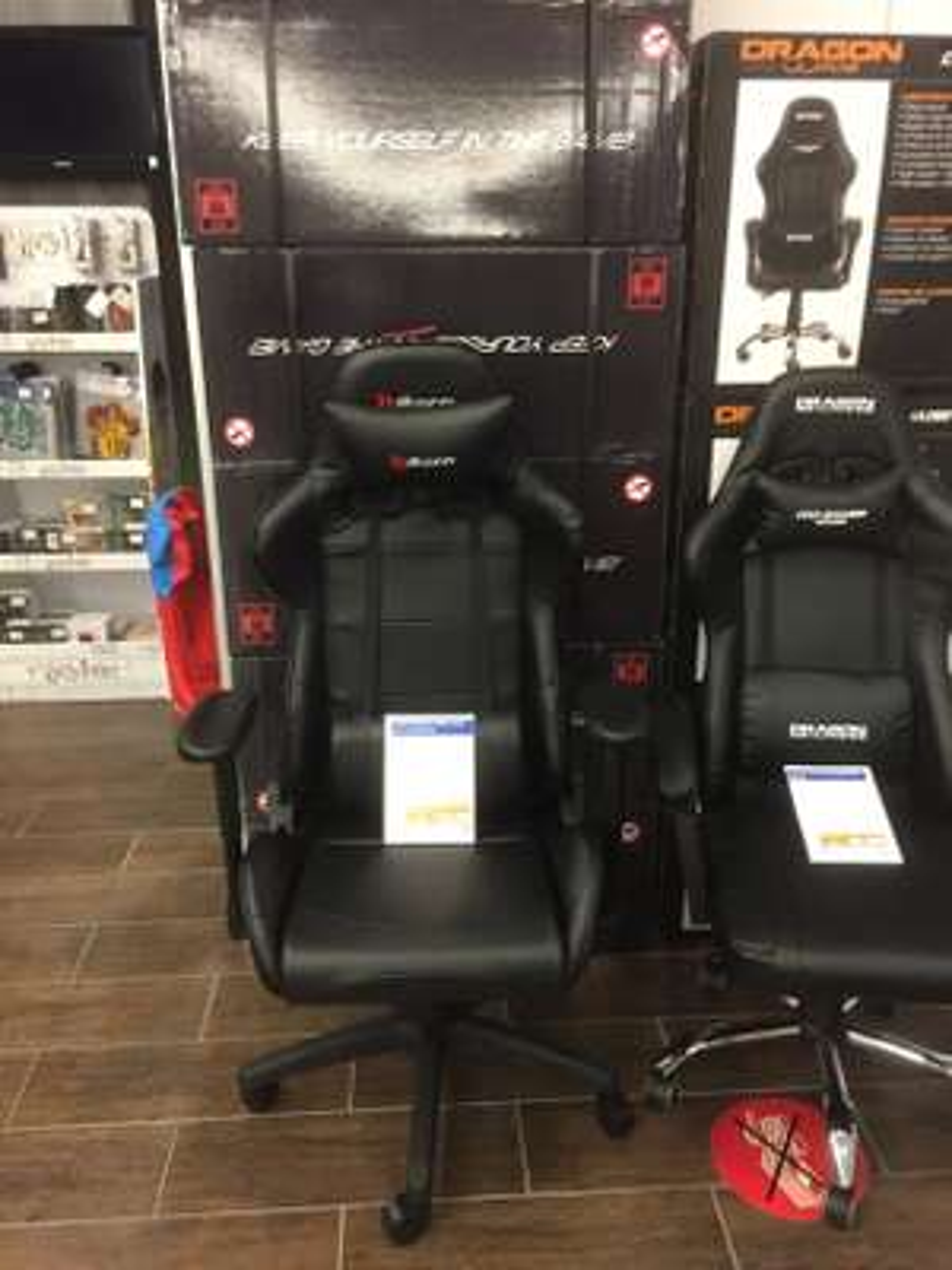Chaise de bureau Arozzi Verona V2 Gaming - Menneval (27)