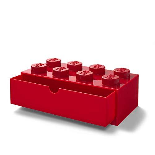 Boîte de Rangement empilable 8 Boutons Lego