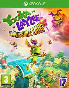 Yooka-Laylee: The Impossible Lair sur Xbox One