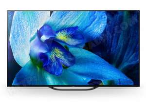 "TV 55"" Sony KD55AG8BAEP - OLED, 4K UHD, HDR 10/HLG, Dolby Vision, Android TV"