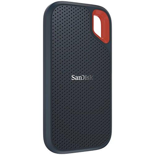 SSD externe SanDisk Extreme Portable - 2 To (frais de douanes et port inclus)