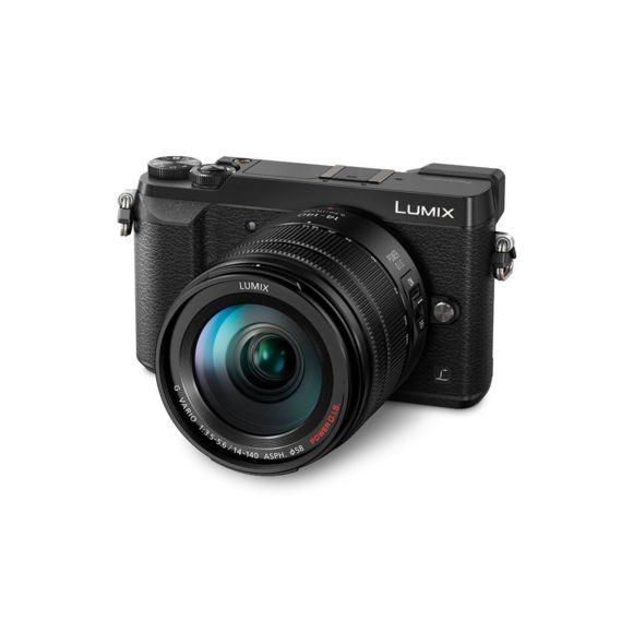 Appareil Photo Panasonic Lumix DMC-GX80 avec Objectif 14-140mm /F3.5-5.6