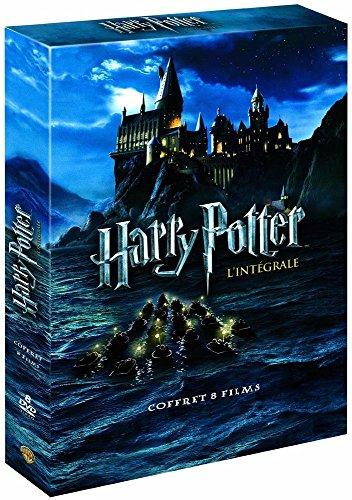 Coffret DVD intégrale Harry Potter - 8 films
