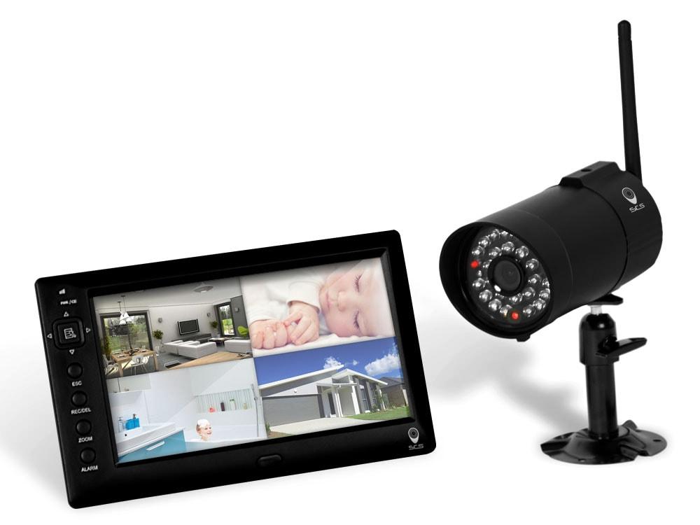 Kit de vidéosurveillance portée 150 mètres (scs-sentinel.com)