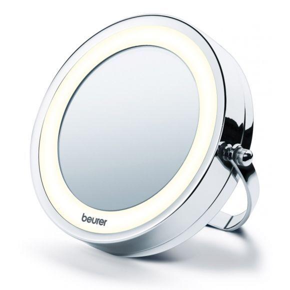 Miroir cosmétique éclairé LED Beurer BS 59