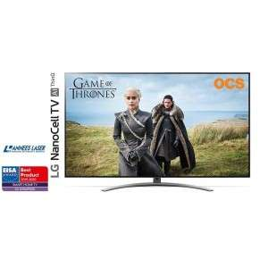 "TV 65"" LG 65SM9010 - 4K UHD, NanoCell, HDR10, Dolby Vision & Atmos, Smart TV"