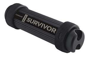 Clé USB 3.0 Corsair Survivor Stealth v2 - 64Go