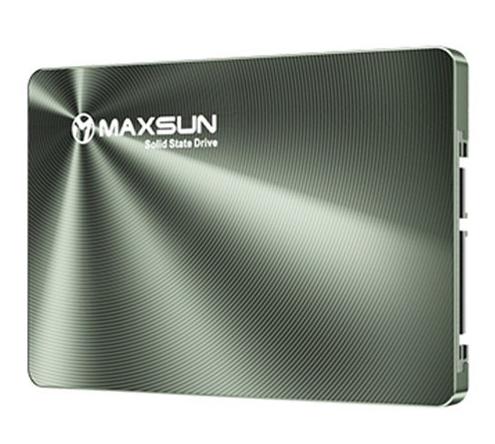 """SSD interne 2.5"""" Maxsun MS120GBA6A - 120 Go"""