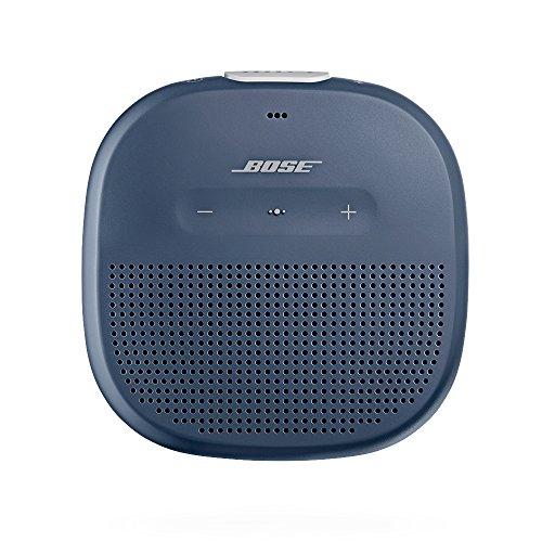 Enceinte Sans-fil Bose SoundLink Micro - Bluetooth, IPX7 - Bleu, Noir ou Orange