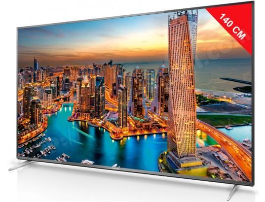 """Téléviseur 55"""" Panasonic TX55CX700E - 4K Ultra HD 3D active (avec ODR 250€)"""