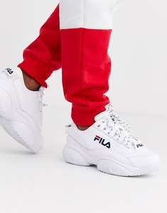 Basket Fila Provenance - Blanc