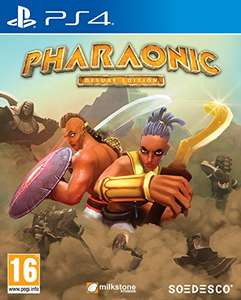 Pharaonic Deluxe Edition sur PS4 (Vendeur Tiers)