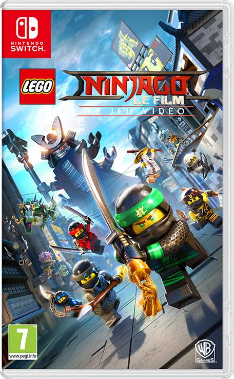 Lego Ninjago Le Film : Le Jeu Vidéo sur Switch (Dématérialisé)