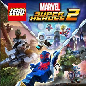 Jeu Lego Marvel Super Heroes 2 sur Nintendo Switch (Dématérialisé)
