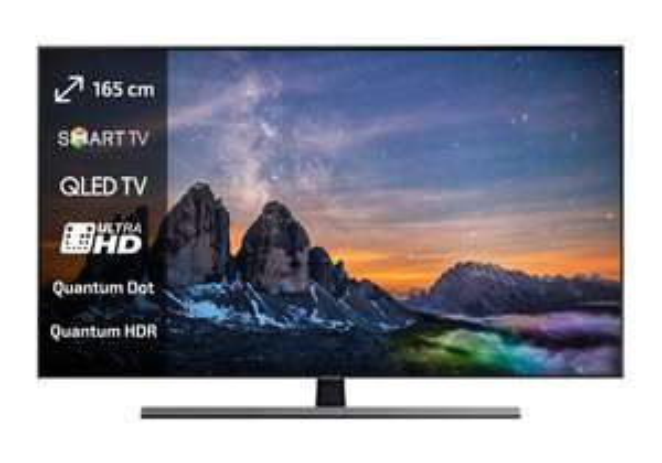 "TV QLED 65"" Samsung QE65Q82R - 4K UHD, 100 Hz, HDR 1500, Dolby Digital Plus, Smart TV"