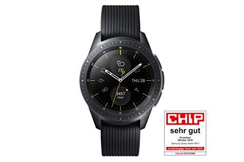 Montre connectée Bluetooth Samsung Galaxy Watch - 42 mm, Noir Carbone