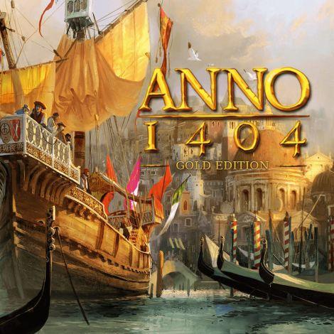Sélection de jeux Anno en promotion - Ex: Anno 1404 Gold Edition : Le jeu + son Extension sur PC (Dématérialisé)