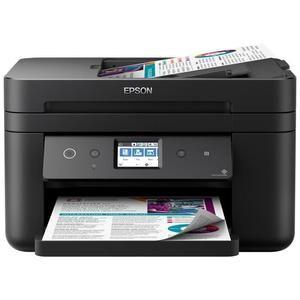 Imprimante multifonction 4-en-1 Epson Workforce WF-2860 - Wifi, NFC, Jet d'encre, Couleur, Recto Verso (Via ODR de 20€)