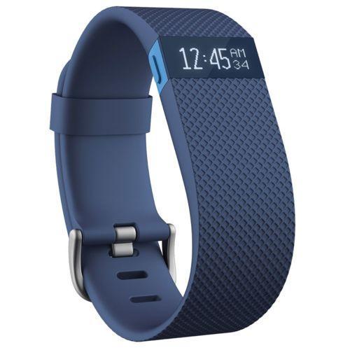 Bracelet connecté Fitbit Charge HR - taille L