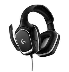 Casque gaming filaire Logitech G332 special edition (circum-aural fermé) - compatible PC, PlayStation 4, Xbox One