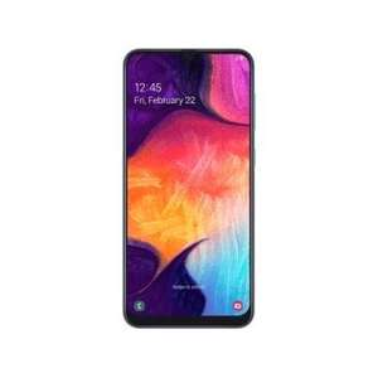 "Smartphone 6.4"" Samsung Galaxy A50 - full HD+, Exynos 9610, 4 Go de RAM, 128 Go, blanc (vendeur tiers)"