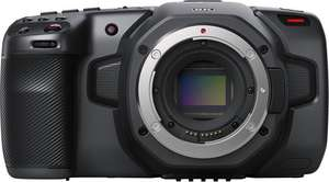 Caméra Blackmagic Pocket Cinema - 6k (Frontaliers suisse)