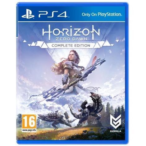 Horizon Zero Dawn - Edition complète (VOSTFR, +0.65€ en Superpoints) sur PS4
