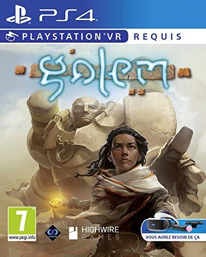 Golem sur PSVR (PS4)