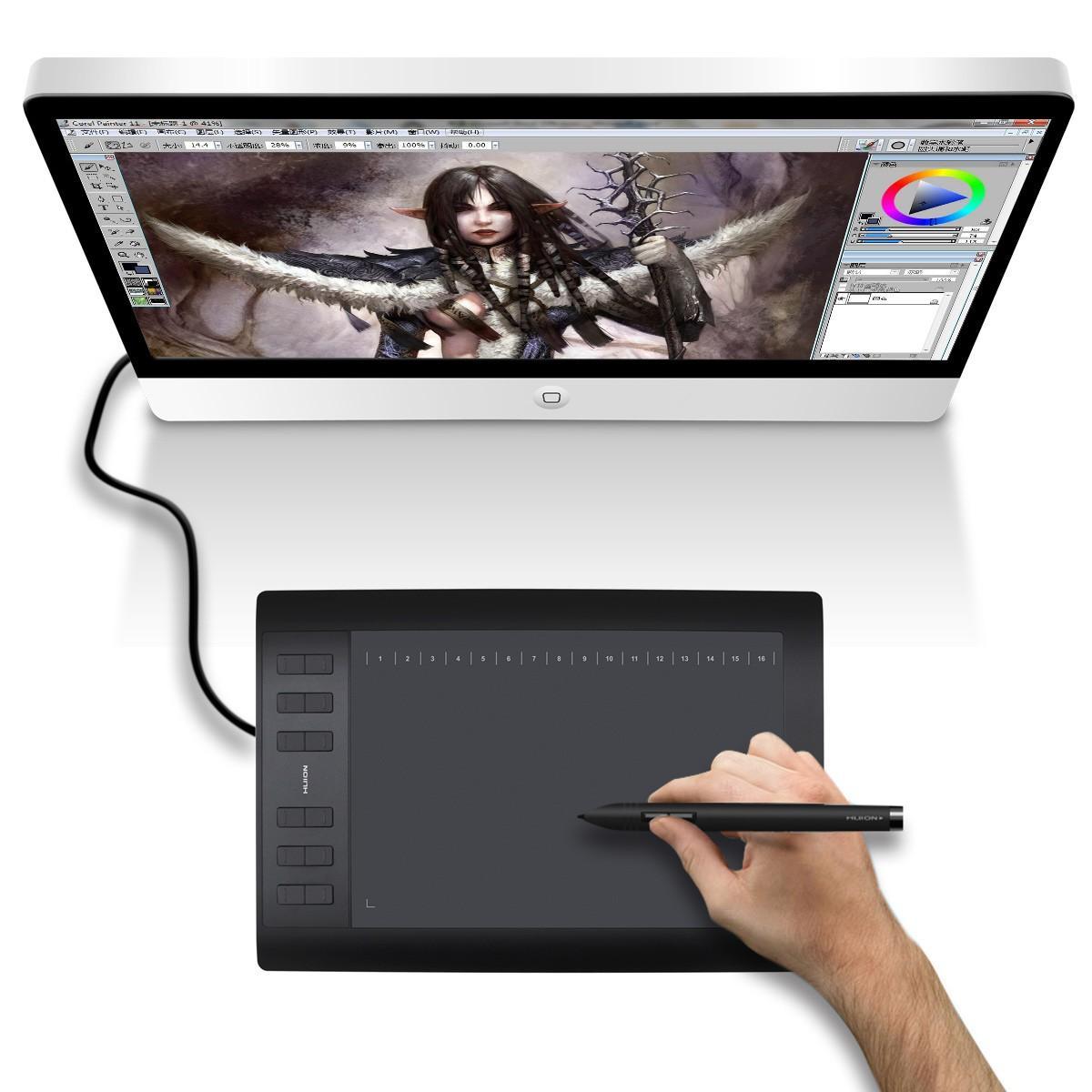 Tablette Graphique Huion 1060 Plus