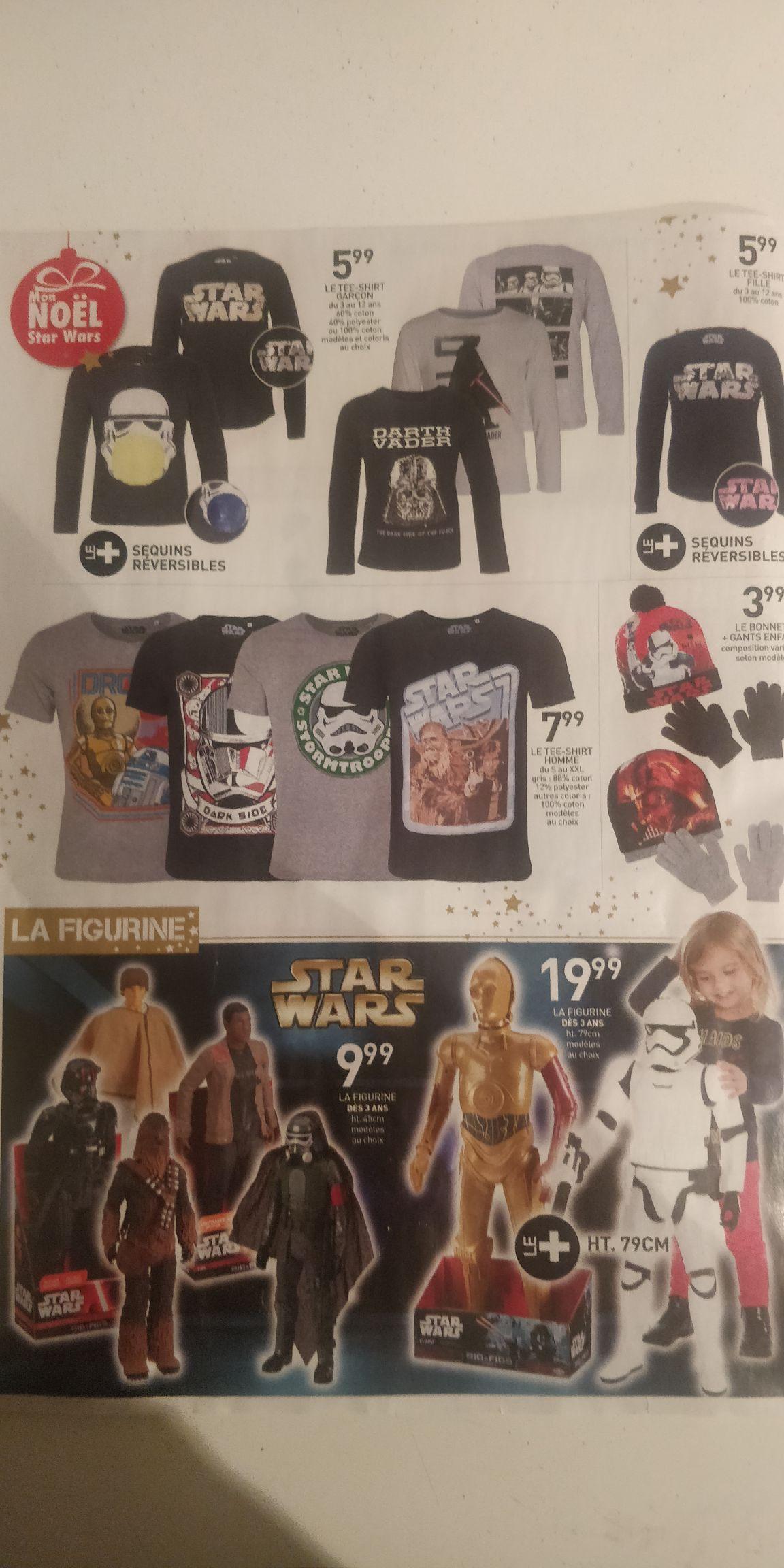 Produits Star Wars en promotion - Ex: Figurine 45Cm
