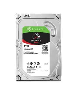 "Disque dur Interne 3.5"" pour nas Seagate Ironwolf - 4To"