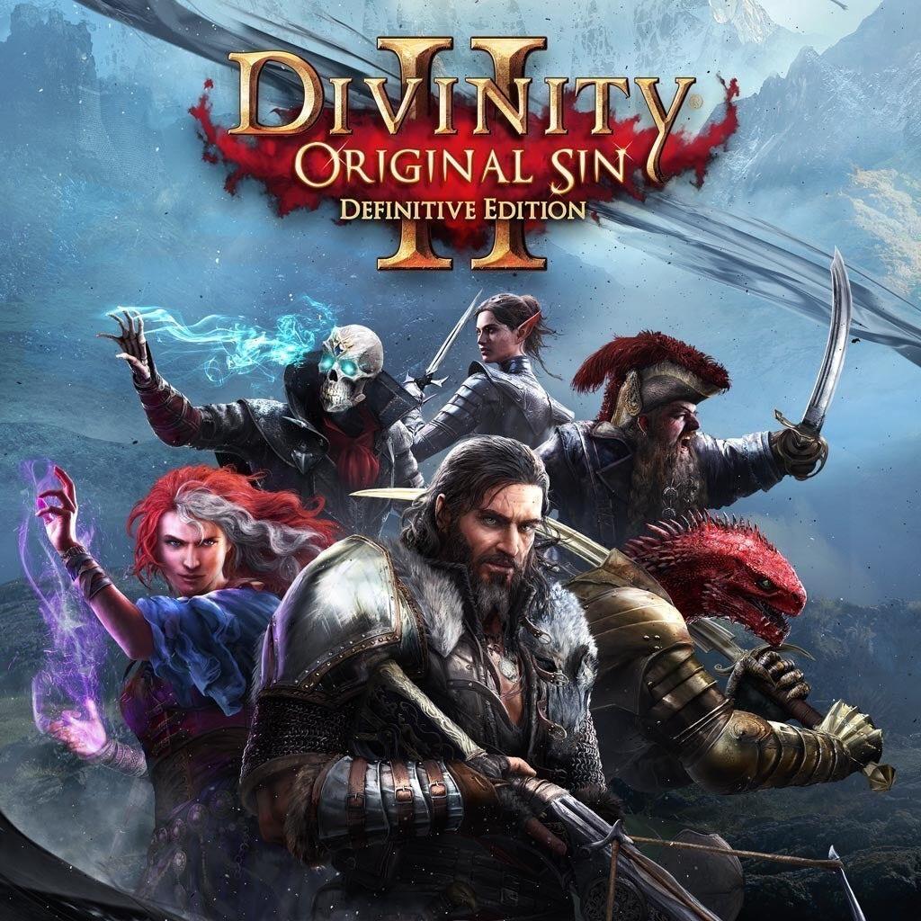 Jeu Divinity Original Sin II - Définitive Edition sur PS4