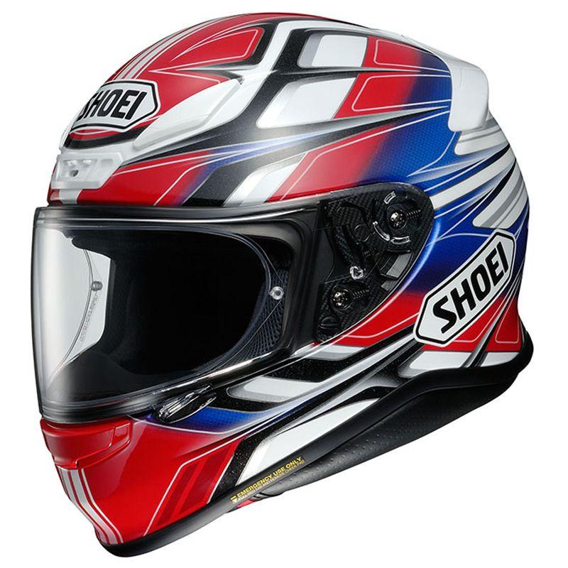 Casque Moto Shoei NXR Rumpus TC1 - Tailles 2XS à L