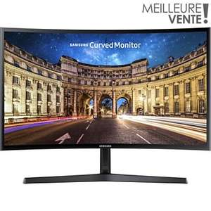 "Ecran PC 27"" Samsung C27F396 - FHD, LED, Dalle VA"
